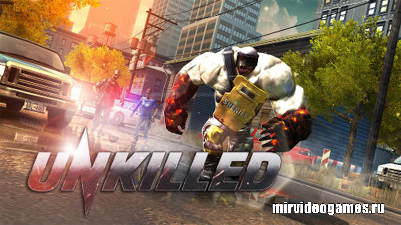 UNKILLED v1.0.8 на Android