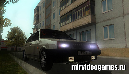 Машина VAZ 2109 для Grand Theft Auto: San Andreas